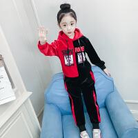 女童套装秋装童装运动衣服儿童两件套