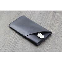 手机壳7.2寸保护套mate20 X皮套 内胆包袋 双层防摔套 裸机版 立体款 黑色