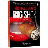 正版现货大空头 英文原版 Big Short 说谎者的扑克牌作者迈克尔刘易斯 奥斯卡同名电影原著小说 英文版进口英语经