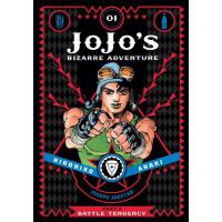 【预订】Jojo's Bizarre Adventure: Part 2--Battle Tendency, Volu