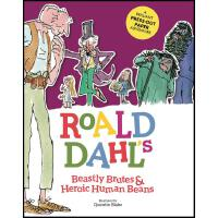英文原版 罗尔德・达尔:残忍的野兽和英勇的人类 Quentin Blake插画 Roald Dahl's Beastl