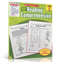 Scholastic Success with Reading Comprehension, Grade 2 学乐成功