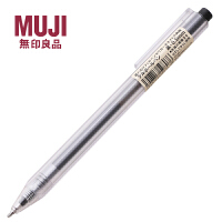 简约风格 无印良品 6角按动中性笔 磨砂按压笔 财会六角胶墨水笔0.38|0.5mm签字笔