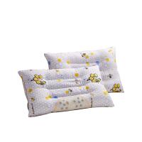 20191108063343454决明子按摩枕头家用单人学生助睡眠护颈枕芯花草枕一只装 蜂胶磁石枕(单只)