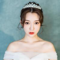 新娘皇冠头饰结婚大气超仙发饰简约仙美婚纱礼服饰品