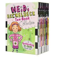【首页抢券300-100】Heidi Heckelbeck Ten-Book Collection 小女巫海蒂 英文原版