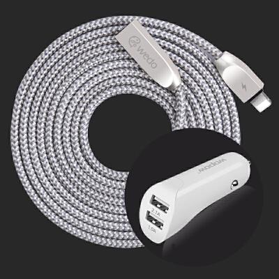 20190711010622266iPhone6数据线苹果6s加长5s手机7Plus充电线8快充5单头六iphonex充电器线ipad