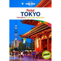 Pocket Tokyo 6 Lonely Planet 9781786570345 Lonely Planet