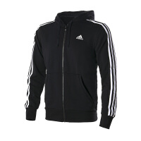 Adidas阿迪达斯   男子训练系列运动休闲针织夹克外套  S98786  现