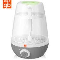 好孩子婴儿奶瓶消毒器不带烘干蒸汽煮奶瓶锅不锈钢消毒柜机C8119
