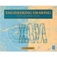【预订】Engineering Drawing with CAD Applications 9781138138896