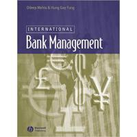 【预订】International Bank Management 9781405111287