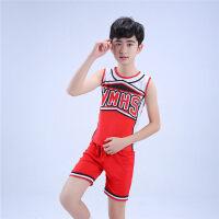 六一儿童节表演服啦啦队服装足球运动会啦啦操服装演出比赛服