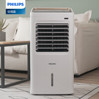 �w利浦Philips空�{扇冷暖�捎美滹L扇家用冷暖�L�C制冷�C小空�{冷�L�C水冷空�{扇��x子室�仫@示四大冰晶ACR3142N