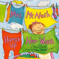 【预订】Mrs. McNosh Hangs Up Her Wash