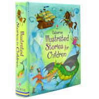 Usborne Illustrated Stories for Children 儿童插图故事合集书 睡前故事 精装英