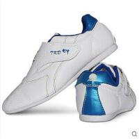 比赛训练武术练功鞋成人儿童跆拳道鞋训练道鞋