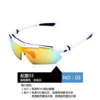 骑行眼镜山地车男女通用眼睛户外装备运动防风自行车ST601P眼镜