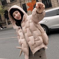 女短款冬季2018新款韩版加厚面包服矮个子羽绒棉衣外套小棉袄