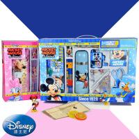 迪士尼儿童高档文具套装礼盒 学生奖品带保温杯文具奖品