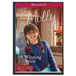 【预订】A Winning Spirit: A Molly Classic 1