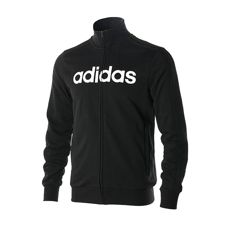Adidas阿迪达斯 男装  运动休闲立领夹克外套 CF4863运动休闲立领夹克外套