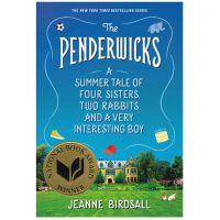 英文原版 夏天的故事 美国国家图书奖 The Penderwicks: A Summer Tale of Four Si