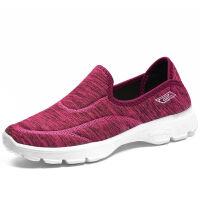 老北京布鞋女秋季妈妈鞋单鞋春秋大码女鞋中老年一脚蹬奶奶老人鞋
