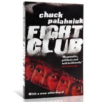 英文原版小说 Fight Club 搏击俱乐部 电影原著 恰克・帕拉尼克 课外兴趣阅读