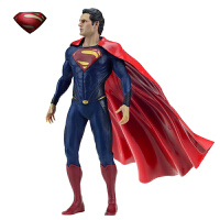 超人Superman钢铁之躯卡艾尔 模型摆件玩具景品 *公仔玩偶 电影版 精品