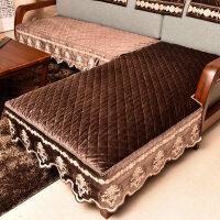 御目 沙发垫 实木四季通用高档酒店奢华布艺欧式沙发坐垫真皮垫防滑组合沙发套装垫子家用家居用品