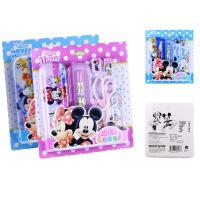 迪士尼文具套装 儿童学习用品小学生美术用品幼儿园生日礼物礼盒