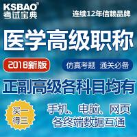 2019年北京市 核医学医学高级职称(副高)考试宝典题库 主任医师正高副高级职称 全国卫生专业资格高级职称考试软件 第