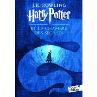 法语原版 哈利波特与密室 Harry Potter, II : Harry Potter et la Chambre