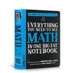 美国中学生优等生笔记 数学Everything You Need to Ace Math in One Big Fat