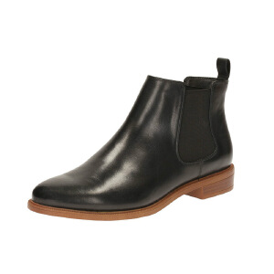 【香港现货】Clarks/其乐女鞋2017秋冬新款经典时尚切尔西短靴Taylor Shine专柜正品直邮