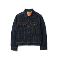 Levi's  李维斯 夹克 新款男士修身原色牛仔衣青年时尚外套