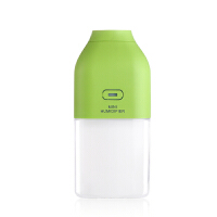 能量瓶加湿器usb迷你可充电小型家用办公室桌面宿舍车载喷雾静音小夜灯能量瓶