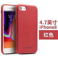 iphone8手�C�ふ嫫ぬO果7plus手�C套��s5.5 i8保�o皮套后�w