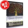 预售 冰与火之歌权力的游戏 维斯特洛完全官方指南 英文原版 Game of Thrones: A Guide to Westeros and Beyond 精装 乔治马丁
