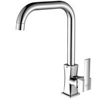 厨房洗菜盆冷热水龙头二合一全铜体单冷304不锈钢家用洗碗池面盆kb6