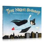 Anthony Browne 安东尼布朗绘本The Night Shimmy 夜先生西米 儿童早教阅读图画故事书 亲子