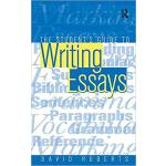 【预订】The Student's Guide to Writing Essays 9781138161412