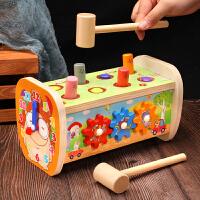 儿童打地鼠玩具幼儿益智婴儿开发智力宝宝多功能