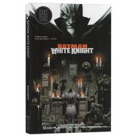 Batman White Knight 蝙蝠侠 白色光明骑士 英文原版 DC黑标系列