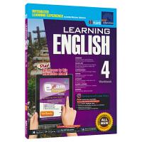 【首页抢券300-100】SAP Learning English Workbook 4 小学四年级英语练习册在线测试版