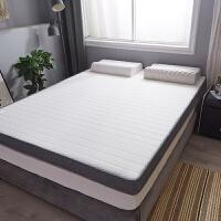 乳胶床垫加厚立体榻榻米软垫记忆海绵垫学生宿舍单人1.2m1.5家用1.8米床褥垫子