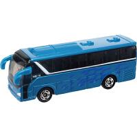 仿真合金小汽车玩具CN-14一汽解放客车巴士