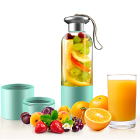 幻响汁道电动榨汁机迷你便携榨汁杯充电式小型果汁机套装