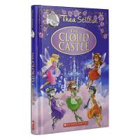 Thea Stilton The Cloud Castle 女老鼠记者冒险桥梁书 风之堡 儿童青少年彩色漫画小说 英文
